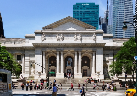 new york public library 6