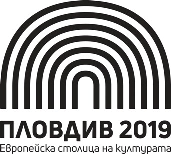 Plovdiv2019 logo BG square composition